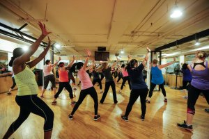 What's the Future of Group Exercise Classes?