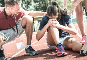 5 Tips To Reduce Healing Time From A Sports Injury