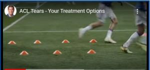 ACL Tears – Your Treatment Options
