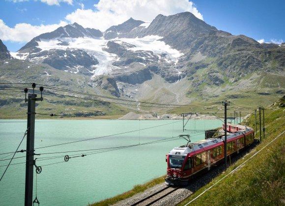 Alpen Radtour