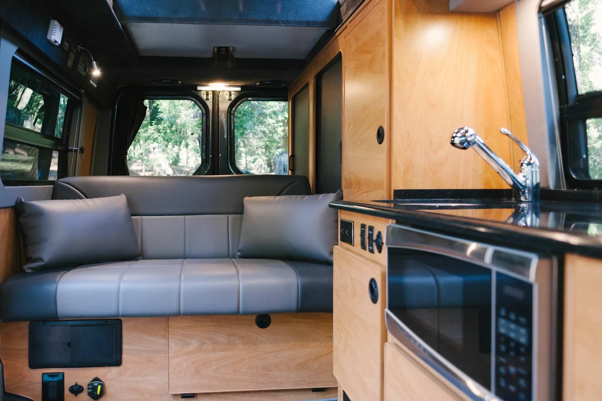Sprinter Camper Interiors