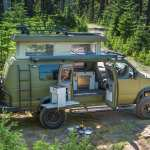 Sportsmobile Classic 4x4 Adventure Vans 4wd 4 Wheel Drive 4x4