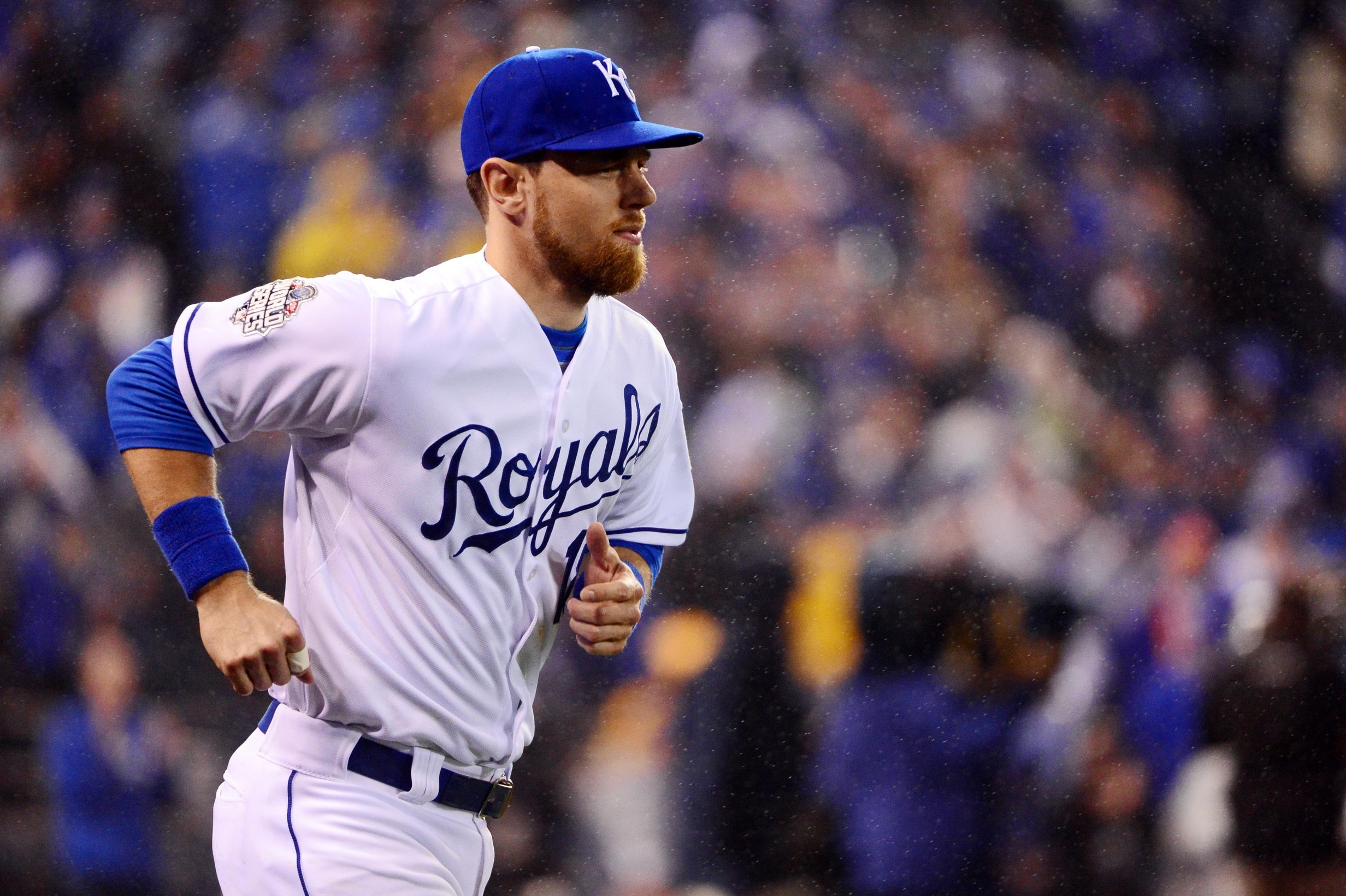 Ben Zobrist Could Leave Kansas City Royals To Be With