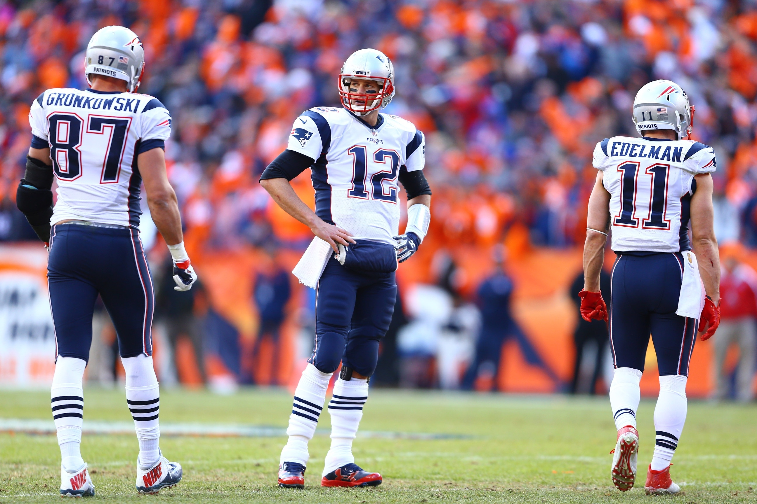 New England Patriots Preview Trending Water Without