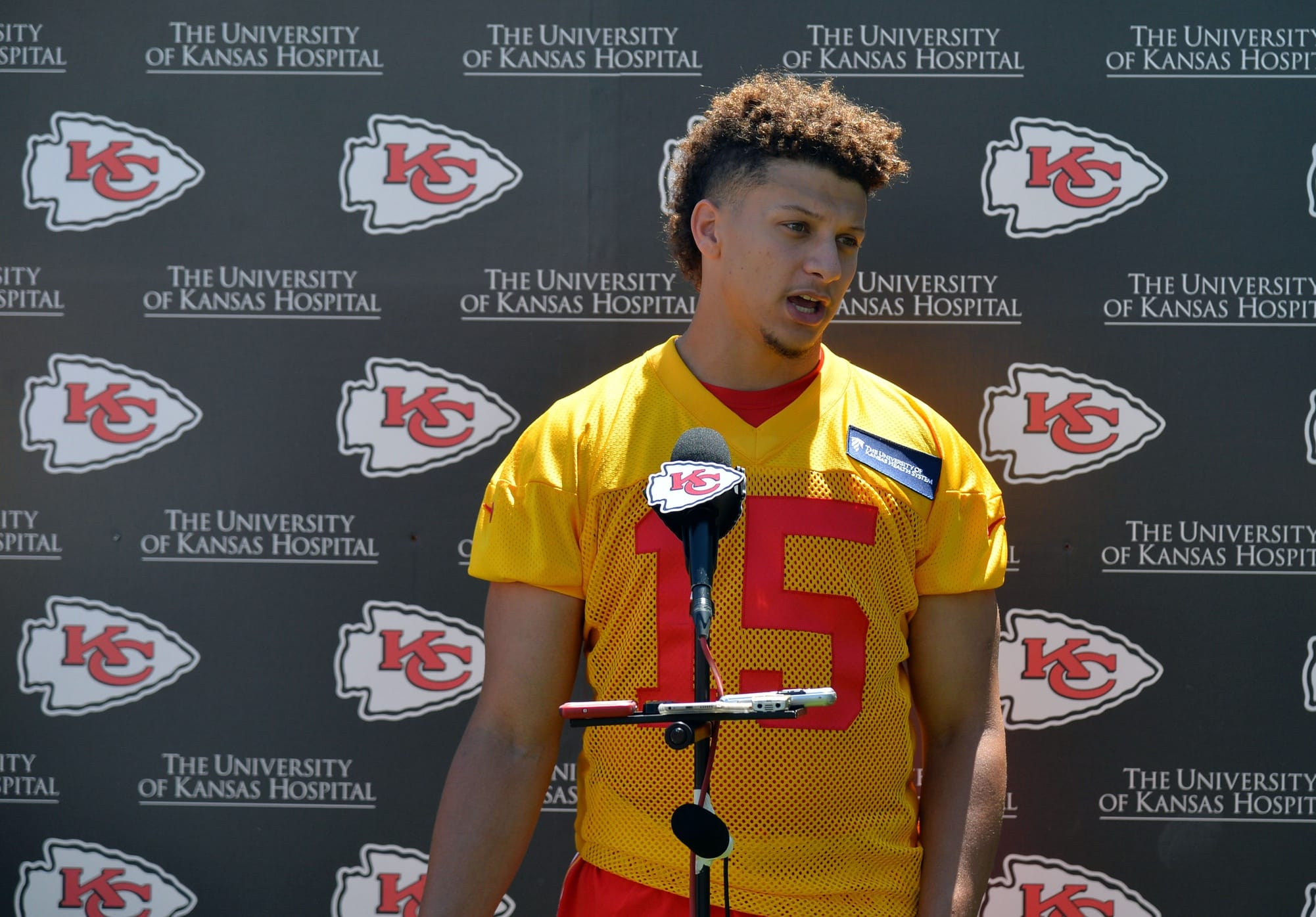 Report Everyone In Chiefs Organization Is Happy With Pat