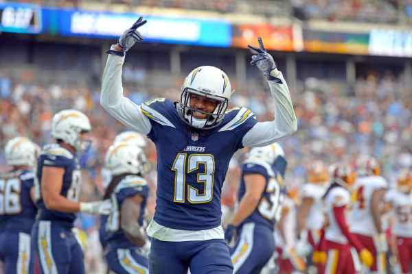 keenan allen top-20 wide receiver