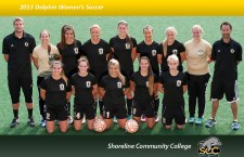 Lady Dolphins Soccer Wins Opener 3-0 Against Bellevue College