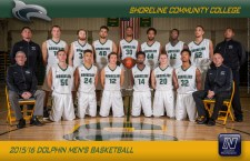 Shoreline CC Dolphins spring team photos on February 14, 2015.