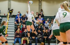 Volleyball Sweeps Skagit Valley
