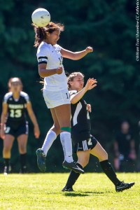Shoreline CC Women's Soccer hosts Peninsula
