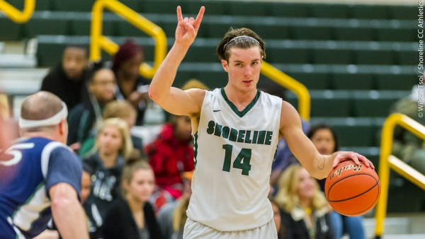 Men's Basketball Takes Down 1st Place Peninsula – Women Drop 1 on the Road