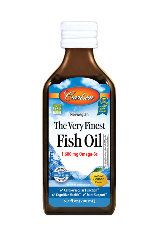 The Very Finest Fish Oil