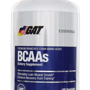 GAT BCAA 180 Caps
