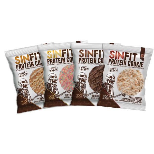 Sinfit Cookies