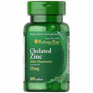 Chelated Zinc