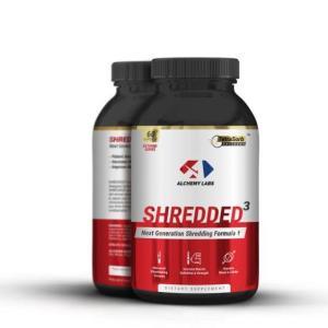 Shredded 3