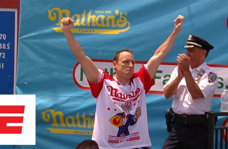 Nathan's Hot Dog Eating Contest 2020 Results: Odds, Prop Bets And How To Watch Live As Joey Chestnut Looks For Win No. 13