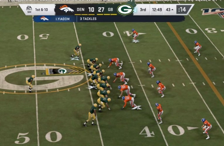 NFL Betting Lines Offered for Madden 20 Simulation Games