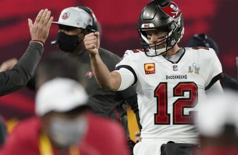 Tom Brady, Buccaneers Agree To 4-year Contract Extension