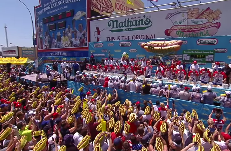 Nathan's Famous Hot Dog Eating Contest Results 2021: Can Anyone Beat Joey Chestnut? How To Watch Live & Wager On
