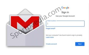 Gmail Login Log Into Gmail Account Gmail Login Mail By Google Sportspaedia
