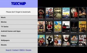 Toxicwap Tv Series - Download Latest a to z Movies Tv Series | www.toxicwap.com