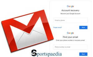 Recover Gmail Account - Steps - Google Accounts Recovery