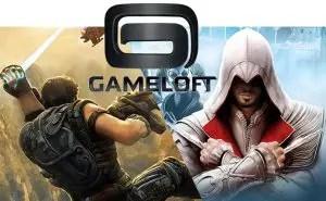 List of Java Games on Gameloft