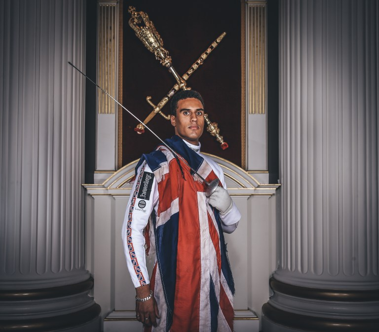 James-Andrew Davis Union Jack
