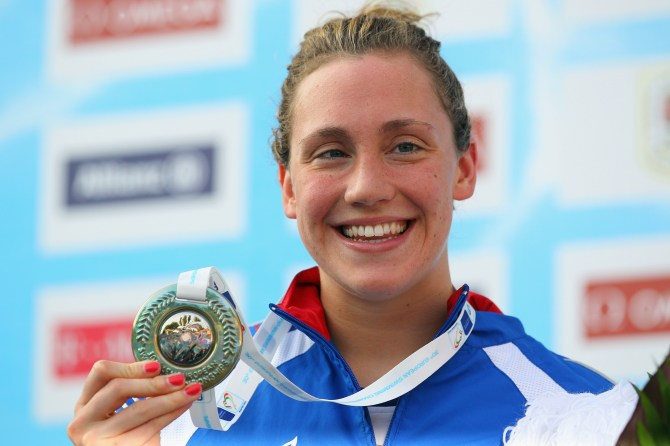 European Swimming Championships - Day Nine