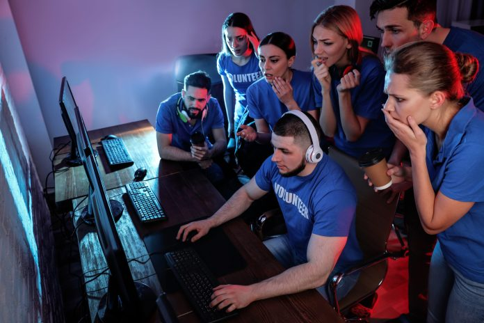 Youth sports Esports problem during covid19