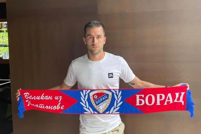Milan Vušurović novi igrač Borca