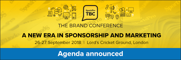 The Brand Conference banner