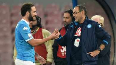 Photo of Maurizio Sarri: 'Gonzalo Higuain best striker in world'