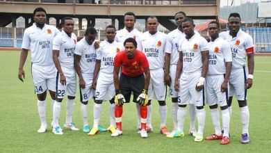 Photo of Bayelsa United pip Abia Comets