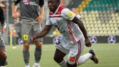 Photo of KAA Gent sign Azango to replace Kalu and Moses