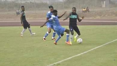 Photo of Mfon Udoh Shines as Akwa United Beat Enyimba in Friendly