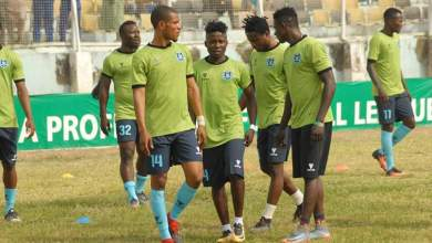 Photo of Martins' strike earns Rivers United point in Minna