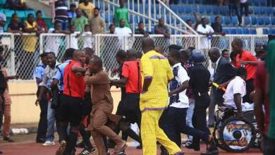 Photo of LMC hammer falls on Remo Stars for crowd incident in home game against Insurance
