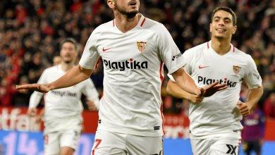 Photo of Sevilla 2 Barcelona 0: Resting Messi backfires for Copa del Rey holders