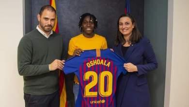 Photo of Asisat Oshoala: Why I joined Barcelona