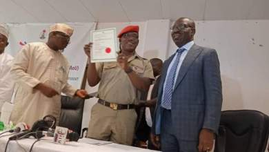 Photo of FG SIGNS HOST STATE AGREEMENT WITH EDO STATE ON 2020 NSF