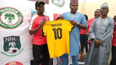 Photo of ABS unveil Hassan Abubakar, commission club house