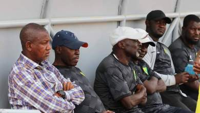 Photo of Maikaba points out the cause of Plateau United home loss to Kada City