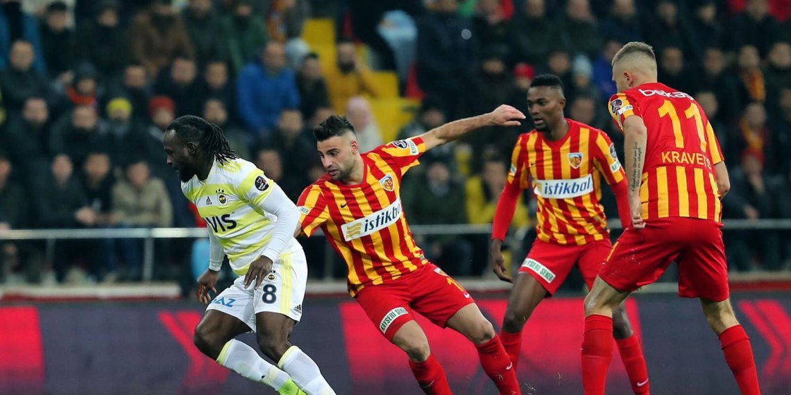 Victor Moses Wants To Help Fenerbahce Avoid Relegation As