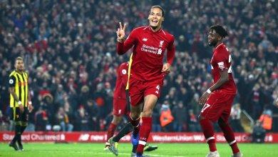 Photo of Salah fires blank as van Dijk, Mane doubles help Liverpool rout Watford