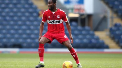 Photo of Mikel Obi leads Middlesbrough past Blackburn at Ewood Park to keep pace