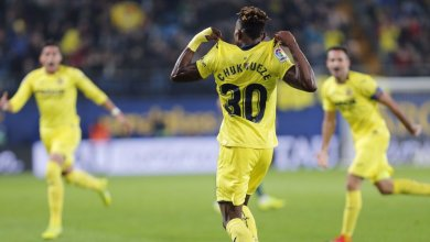 Photo of Watch as Chukwueze scores Robben-esque goal and Zanku to the world in Villarreal's 2-0 win at Levante