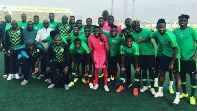 Photo of AFCON U-23 Qualifiers: How Nigeria U23s will line up against Libya