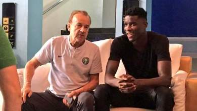 Photo of Gernot Rohr rates Paul Onuachu after his stellar display against Egypt